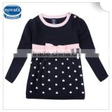 (928) 2-6Y nova kids children clothing fashion baby sweaters manufacture wholesale cheap sweaters girls baby winter clothes