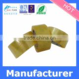 Professional manufactuer water based acrylic adhesive Bopp tapes