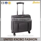New polyester laptop rolling luggage trolley laptop briefcase                                                                         Quality Choice