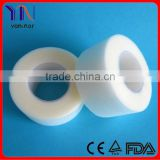 Mircropore Medical Adhesive Tape Plaster Surgical PE transparent CE FDA Certificated Manufacturer