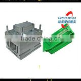 High precision injection plastic turnover box mould