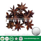 High Quality Chinese anise/truestar anisetree/Star anise extract , ( Illicium verum ) Shikimic Acid