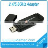 802.11ac dual band wireless adapter / Dual band 300mbps wireless usb wifi dongle
