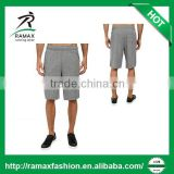 Ramax Custom Men Plain and Blank Cotton Sweat Shorts