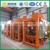 Good quality QTY8-15 fly ash coal brick machine for sale