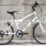 AiBIKE - HAPPY FISH - 24 inch 21 speed city cruiser
