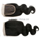 "6A Peruvian Virgin Hair Loose Wave Lace Frontal Closure 13""*4"" Bleach Knots Cheap Full Lace Frontal Piece With Baby Hair"