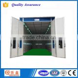 electric heating paint booth used for car body shop