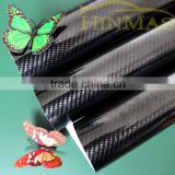 car body sticker to black 5D Carbon Fiber, glossy high flexible weather resistant car body sticker