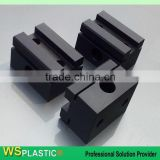 wear resistant UHMWPE plastic guide bar
