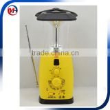 Wholesale Hand Cranking Solar Led Fishing Light with radio