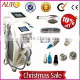 Au-S545 4 in1 Tattoo removal vertical beauty machine