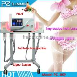miracle procedure to reduce fat dual wavelenght liposuction non-invasive body slimming Machine slimming lipo laser on sale