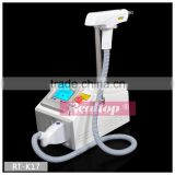 Black doll head 1064 nm 532nm nd yag laser cleaning machine all colors tattoo birthmark eyebrow pigment removal kit