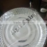 Purchase Silver Laminated Paper Plate from India