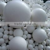 Adsorbent activated alumina ball