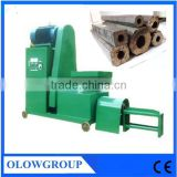 Best selling rice hull briquette forming machine /wood agro briquette making machine for sale
