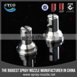 CYCO Manufactory Direct Supplized SJV Three-pieces spray Nozzle, Brass/SS Three-piece Full Cone Nozzle Tip,Teejet Washing Nozzle