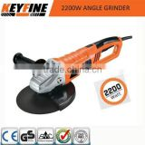 high performance motor 180mm/230mm ANGLE GRINDER