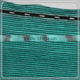 long life quality guarantee UV resistant HDPE Sun shading netting new material green plastic mesh