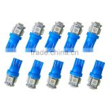 Online Shopping 10Pcs one Pack T10 Wedge 5-SMD 5050 LED Car Light bulbs 192 168 194 2825 W5W DC 12V Blue Color Light