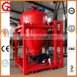 GD-BJ switch-plate type gunite refractory spraying machinery pressure vessel gunning machine