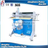 Large size bucket barrel pail screen printing machines price for sale bucket barrel pail printers