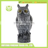 high quality plastic home depot fake owl decoy