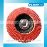 5'' Zirconia Alumina Abrasive Flap Discs For Stainless Steel