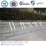 strong and durable rust prevention surface mount outdoor metal bike rackoutdoor garage bicycle rack