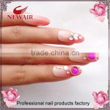 VIVI nail wholesale genius series beauty girls fingernail tips