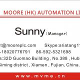 Moore Automation Limited XIAMEN