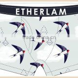 swallows Sea Birds 88% Polyester 12% Spandex Man underwear / Highly moisture