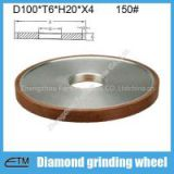 Resin bond diamond abrasive grinding wheel for tungsten steel China diamond tools manufacturer