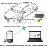 Free Platform Cheap Mini GPS Tracker OBD On-Board Diagnostic Univisally