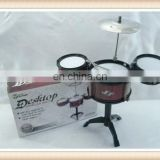 kids plastic mini jazz drum set
