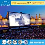 Professional portable big outdoor screen inflatable advertising TOP quality