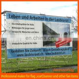 cheap advertising plastic banner
