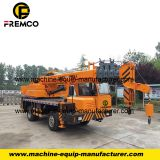 6 ton Small lorry truck crane,telescopic boom lorry crane homemade chassis