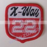 Woven Badge,embroidery, trims , label cloth accessories