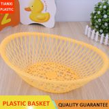 TXA-5 PLASTIC COLORFUL SMALL BASKET SNACK BASKET