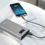 Powerseed brand 20000mah  power bank with Type-c fast charging