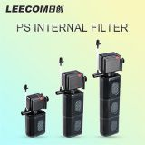 Leecom Aquarium Filters Internal Filter for Fish Tank Corner Filter for Fresh or Marine Water