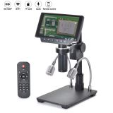 wisdomshow digital stereo microscope with HDMI camera