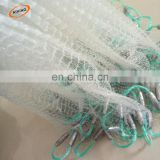 Drawstring Cast Net Commercial Fishing Series Casting Net Hand Throwing Net