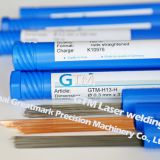 Laser Welding Wire/rod (Germany GTM--NAK80,8407 S136,H13)