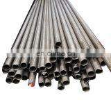 Round Seamless Carbon Stainless Steel Pipe , DIN CK22 / C22 Thin Wall Steel Tubing/Made in China