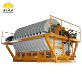 Gypsum Sediment Ceramic Filter Dewatering Machine Vacuum Mining Slurry Disc Filter