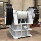 High capacity 400 600 aggregated rock barite jaw crusher
