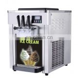 Snack Shop Popular  Commercial Soft Serve Commercial Ice Cream Making Machine For Sale